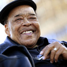 James Cotton is in his 69th year of performing. The latest album by the Mississippi-born, Chicago-based bluesman is called Cotton Mouth Man.