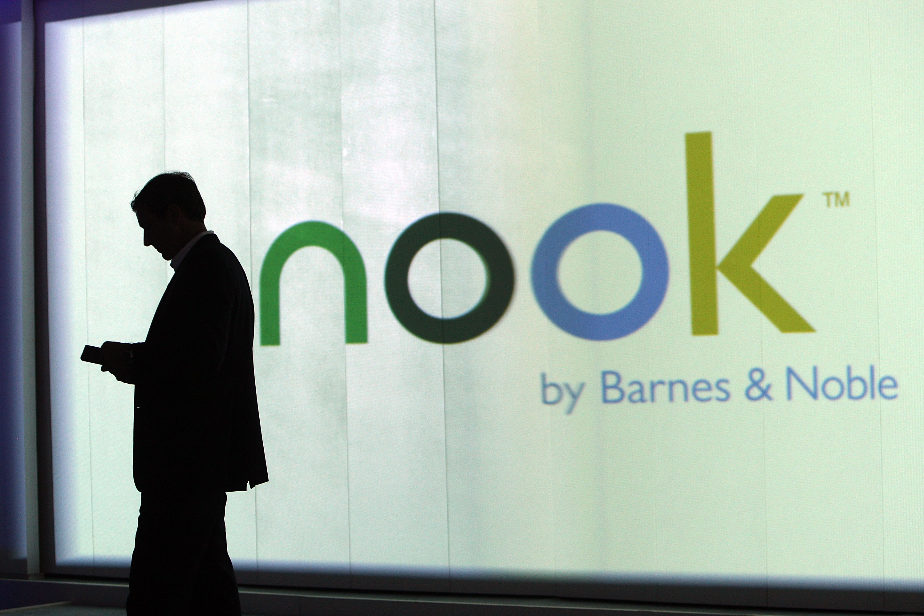 Book News: Microsoft Rumored To Be Interested In Buying Nook