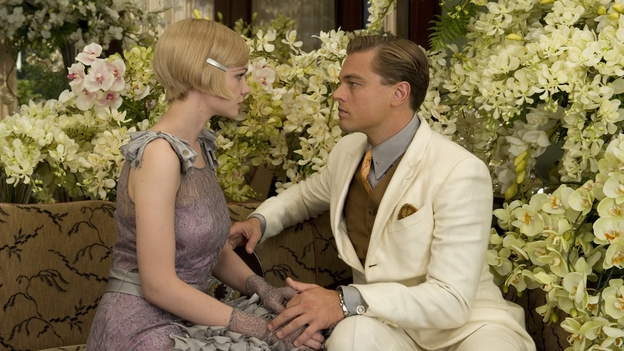 Carey Mulligan and Leonardo DiCaprio in Baz Luhrmann's The Great Gatsby. (Warner Brothers Pictures)