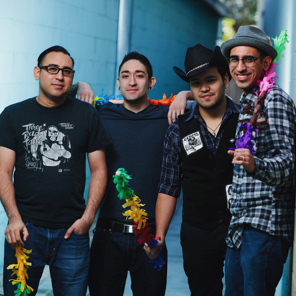 Piñata Protest's new album, El Valiente, comes out May 21.