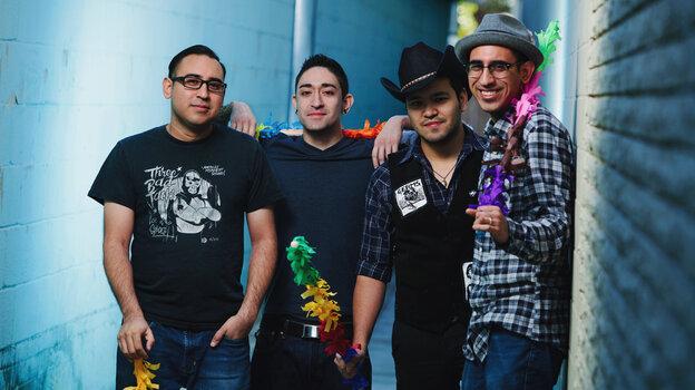Piñata Protest's new album, El Valiente, comes out May 21.