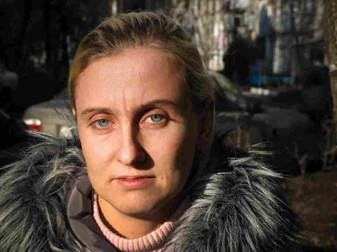 "Snejana Negrescul, a 27-year-old mother, describes how it feels to have drug-resistant TB in Balti, Moldova. ""You go somewhere — even in the Town Hall — they are immediately afraid of you. They treat you like a monster, not a sick person."""