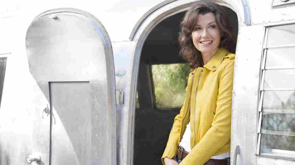 Amy Grant's new album is called How Mercy Looks from Here.