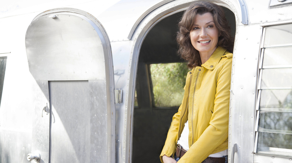 Amy Grant's new album is called <em>How Mercy Looks from Here</em>.