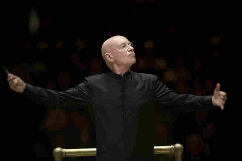 """In an interview with WQXR, Christoph Eschenbach called Rostropovich """"a great idol of mine since my youth,"""" and explained how each of the three pieces on this Spring for Music program was meant to reflect a facet of Rostropovich's lifework."""