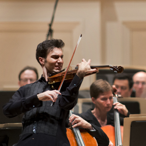 The superb young American violist David Aaron Carpenter made his Carnegie Hall debut playing the emotionally eviscerating and technically dazzling Schnittke viola concerto with the National Symphony Orchestra on May 11, 2013 in the Spring for Music festival.