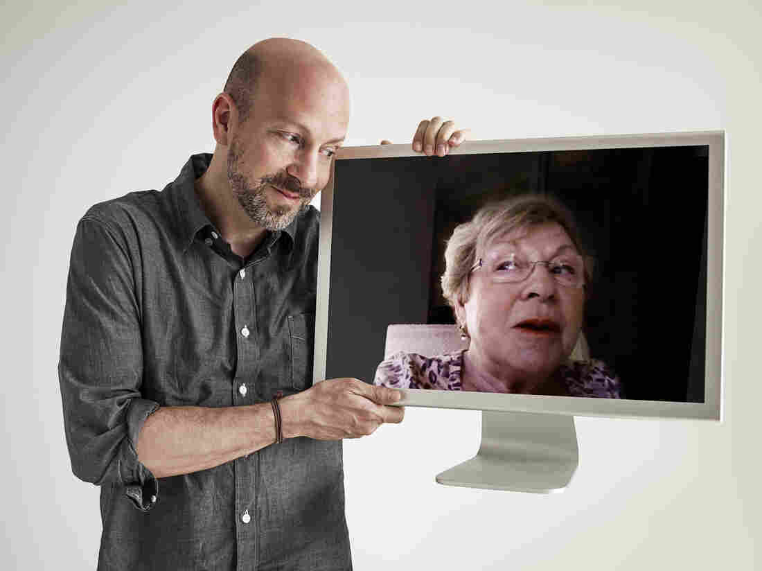 In My Mom on Movies filmmaker Joshua Seftel talks with his mom, Pat, about movies, pop culture and life by webcam.