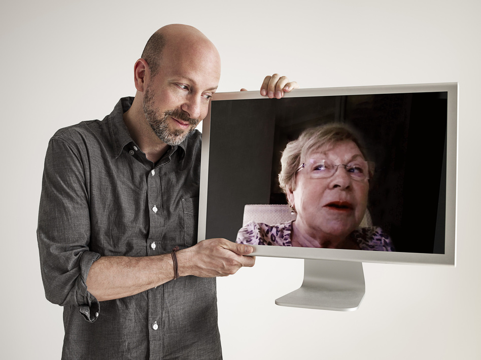 In <em>My Mom on Movies</em> filmmaker Joshua Seftel talks with his mom, Pat, about movies, pop culture and life by webcam.