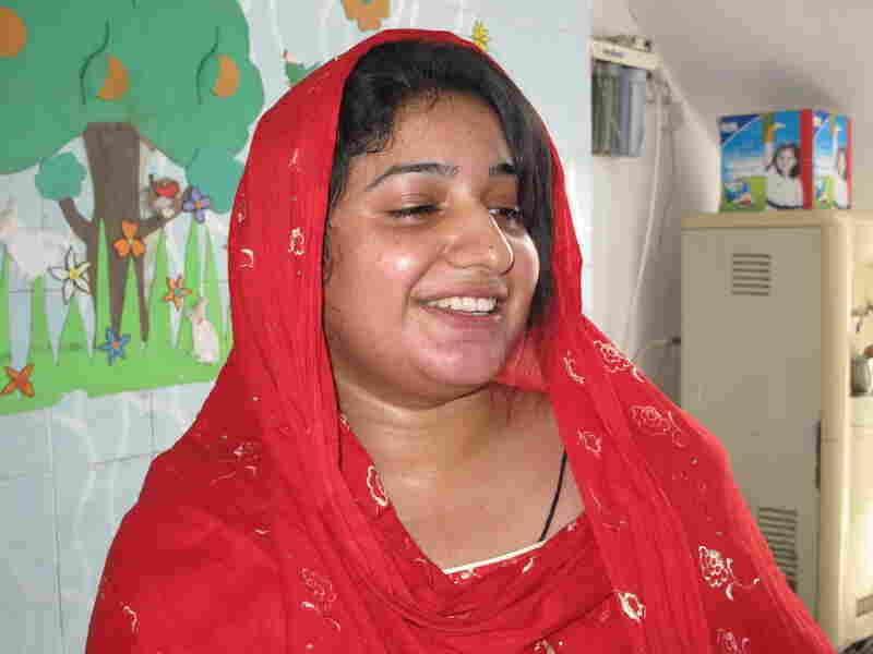 Hina Shazadi says Nawaz Sharif has a proven track record of good leadership.