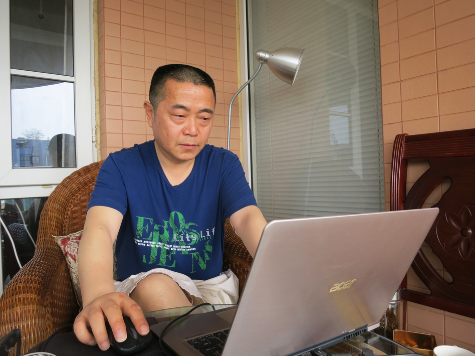 Activist Huang Qi spent three years in prison after the Wenchuan earthquake for illegally possessing state secrets. He's now in poor health, in part because of his treatment in jail, but he still runs an independent human rights website in Chengdu, the provincial capital, highlighting these problems. (NPR)