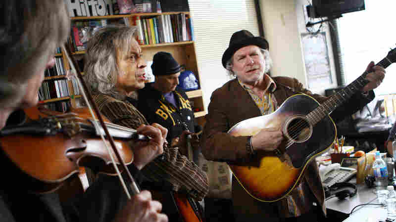 Buddy Miller & Jim Lauderdale: Tiny Desk Concert