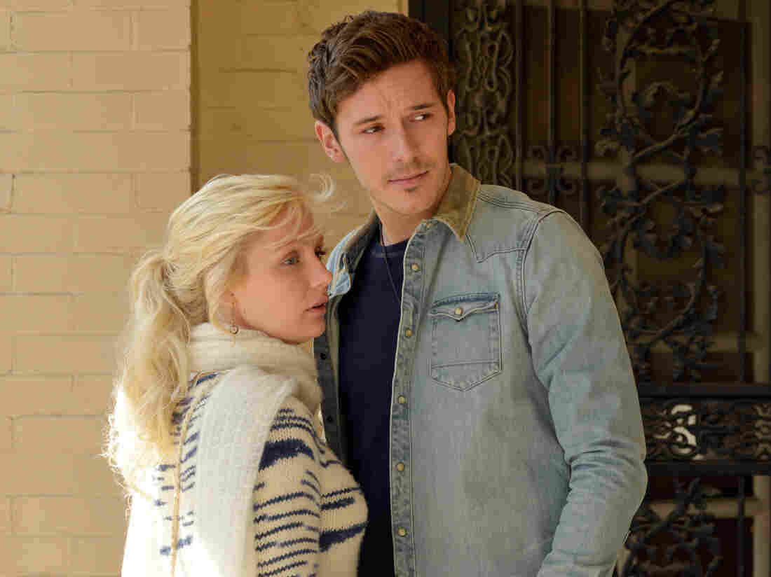 """Characters Scarlett O'Connor and Gunnar Scott are young, unknown artists in Nashville, just like the songwriters behind their song, """"When the Right One Comes Along."""""""