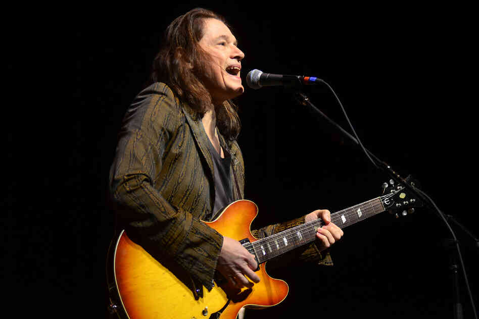 Robben Ford performs on Mountain Stage, recorded live at West Virginia University in Morgantown.