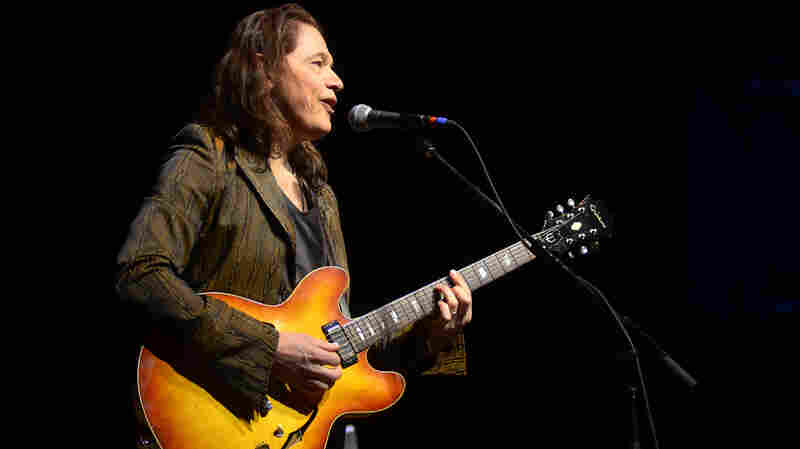 Robben Ford On Mountain Stage