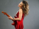 Ana Popovic's latest album is called Can You Stand the Heat.