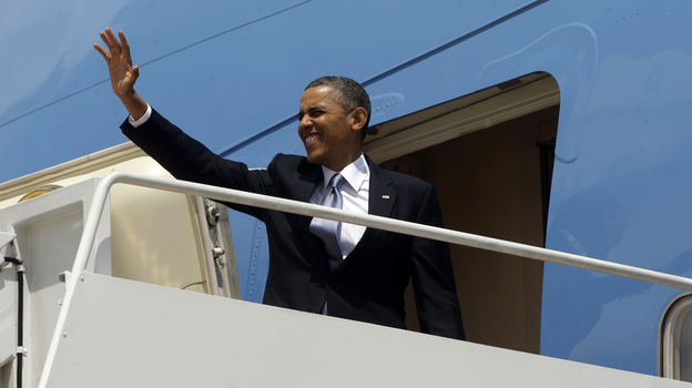 The sudden eruption of second-term scandals is likely to cost President Obama his fondest dream for his presidency: the opportunity to transcend the partisan wars of Washington. (AP)