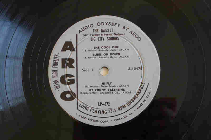 Argo Records (Big City Sounds by The Jazztet, 1961)