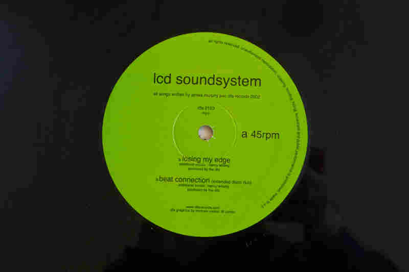 "DFA Records (""Losing My Edge"" b/w ""Beat Connection"" by LCD Soundsystem, 2002)"
