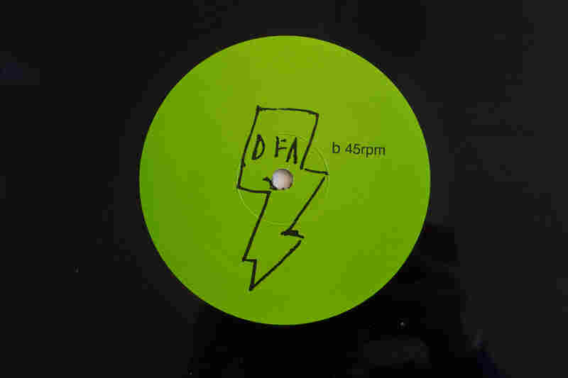 DFA Records (B-side label)
