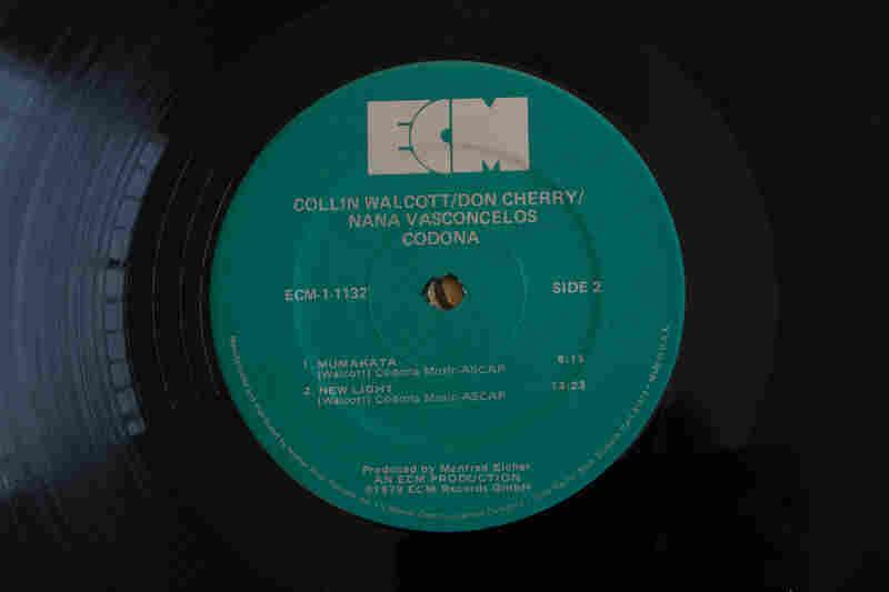 ECM Records (Codona by Collin Walcott, Don Cherry and Nana Vasconcelos, 1980)