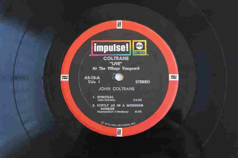 "Impulse! Records(Coltrane ""Live"" at the Village Vanguard by John Coltrane, 1962)"