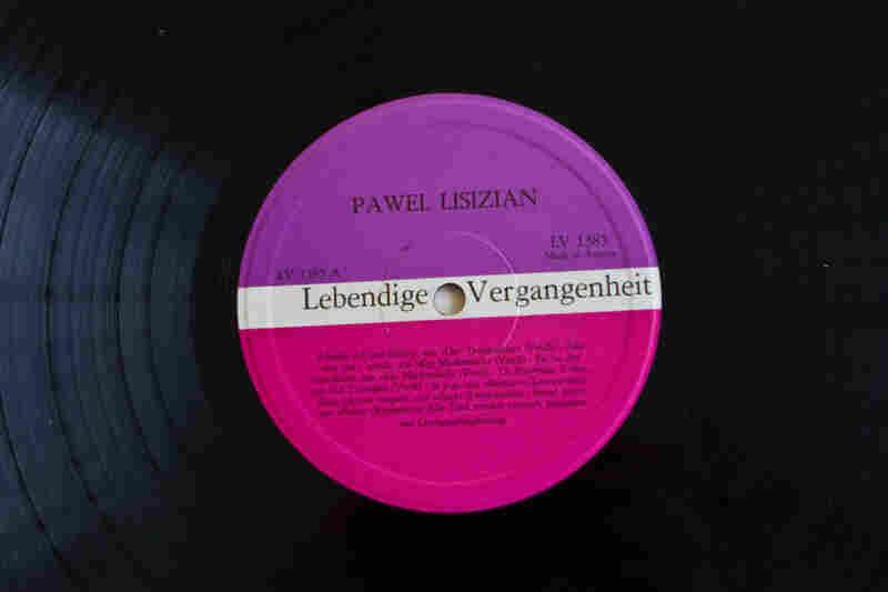 Lebendige Vergangenheit (Preiser Records)(performances by Pawel Lisizian)