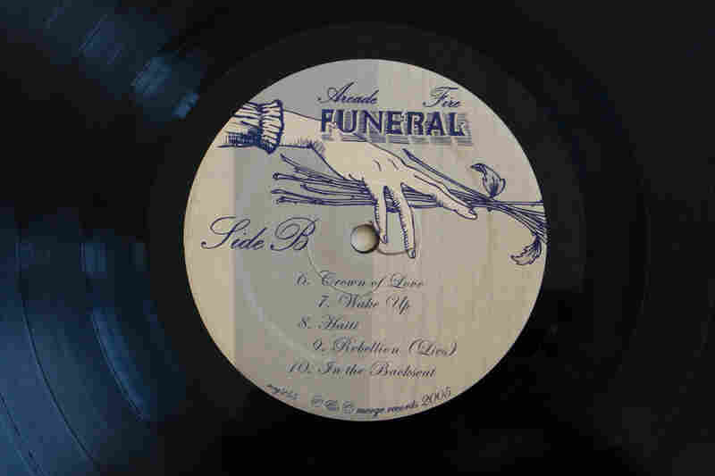 Merge Records(Funeral by Arcade Fire, 2005)