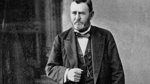 "President Ulysses S. Grant gets the credit — or blame? — for helping make ""mistakes were made"" a phrase that politicians can't seem to avoid using. (Getty Images)"