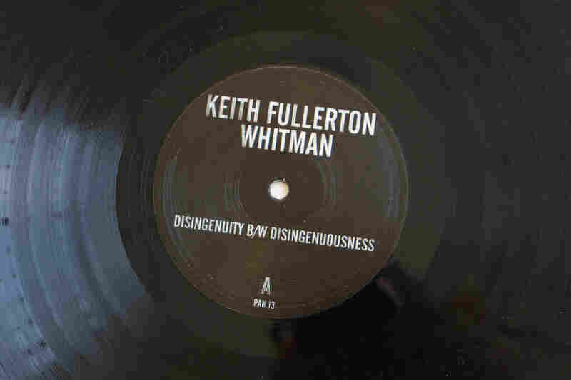 "PAN(""Disingenuity"" b/w ""Disingenuousness"" by Keith Fullerton Whitman, 2010)"