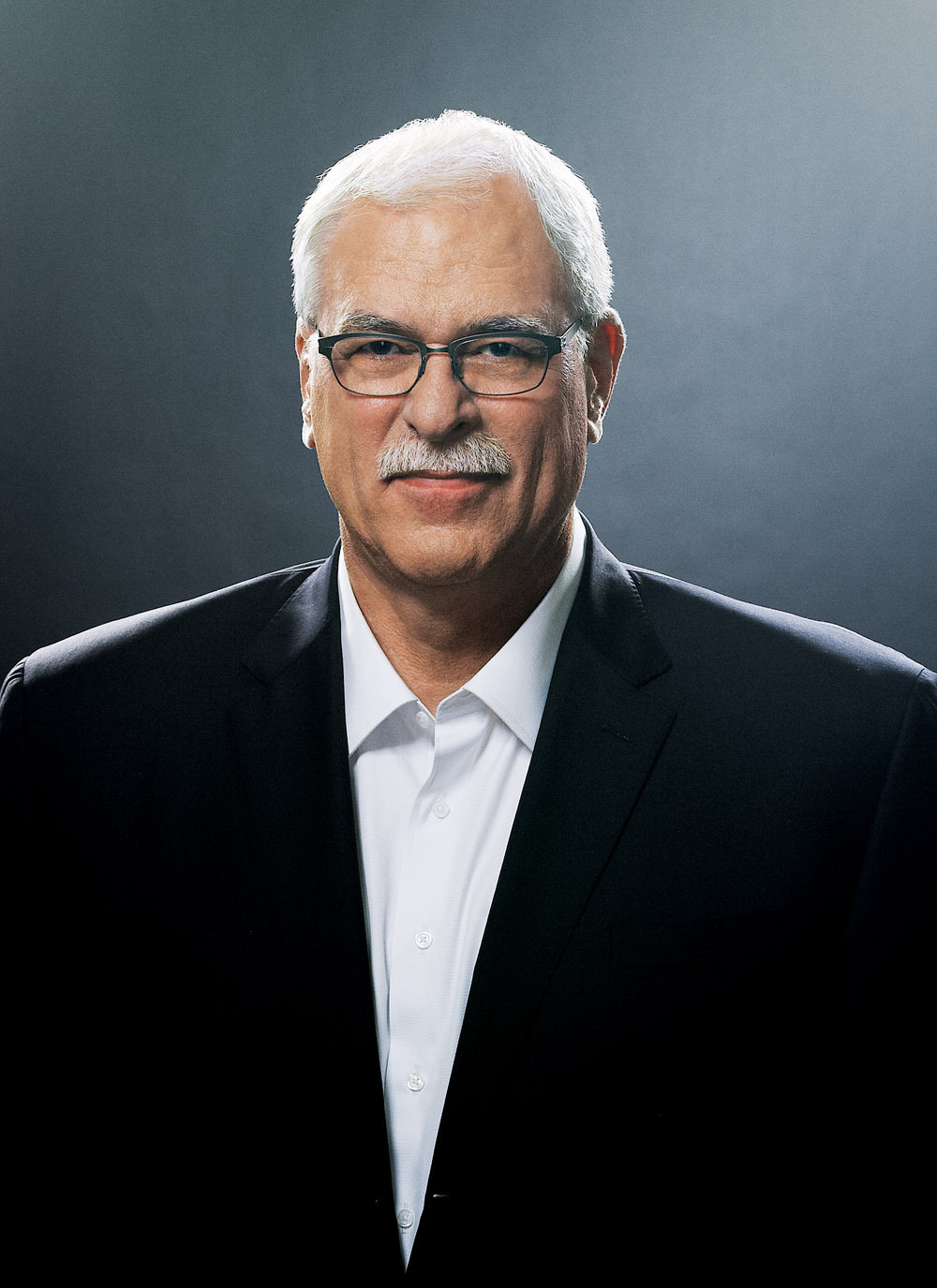 Phil Jackson was the head coach of the Chicago Bulls from 1989-1998, and of the L.A. Lakers for more than 10 years.