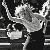 "In Frances Ha, Greta Gerwig stars as a young dancer trying to find her way on her own in New York City. Noah Baumbach shot the film in black and white because it helped him ""see the city with new eyes,"" he says."