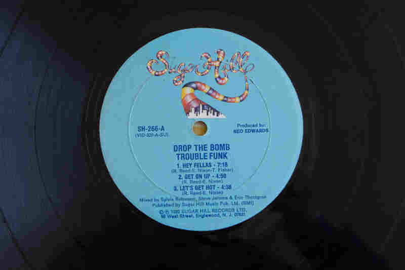 Sugar Hill Records(Drop the Bomb by Trouble Funk, 1982)