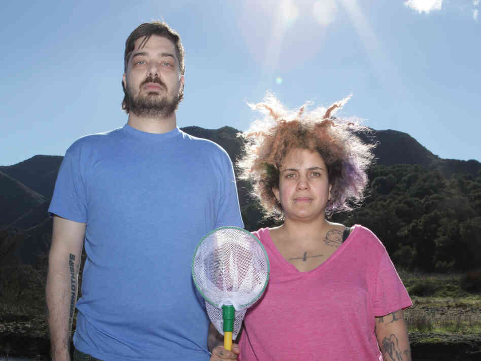 The Uncluded features Aesop Rock and Kimya Dawson.