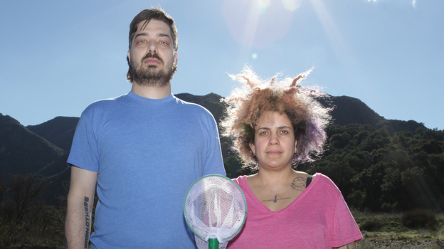 The Uncluded features Aesop Rock and Kimya Dawson. (Courtesy of the artist)