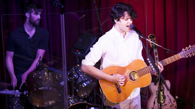 Live In Concert (KCRW/NPR) (2013)