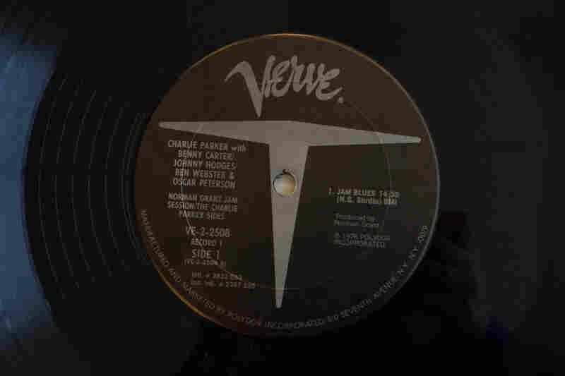 Verve Records(Norman Granz Jam Session/The Charlie Parker Sides by Charlie Parker with Benny Cater, Johnny Hodges, Ben Webster & Oscar Peterson, 1976)