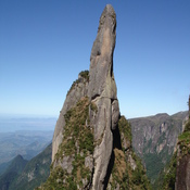 Mountains in the area where Marcelo first explored the wonders of the natural world.