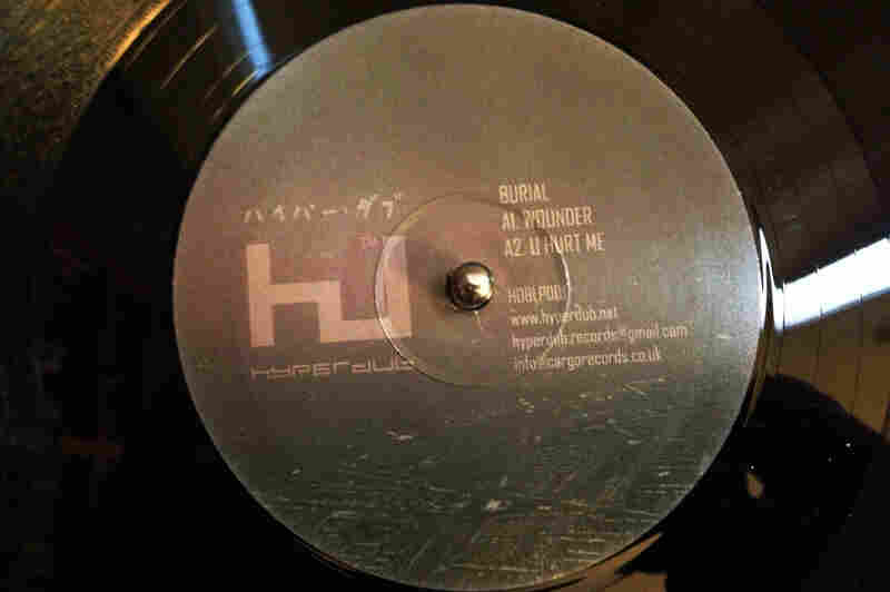 Hyperdub(Burial by Burial, 2007)