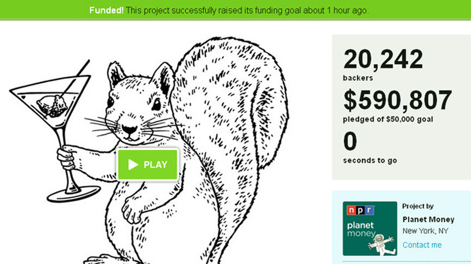 (Kickstarter)