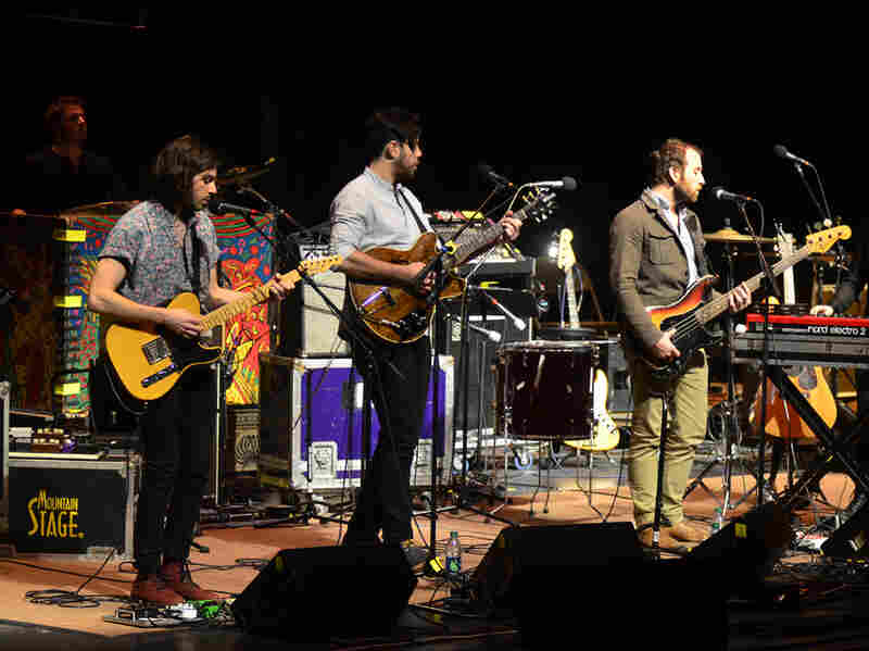 Milo Greene makes its first appearance on Mountain Stage, recorded live on the campus of West Virginia University in Morgantown.