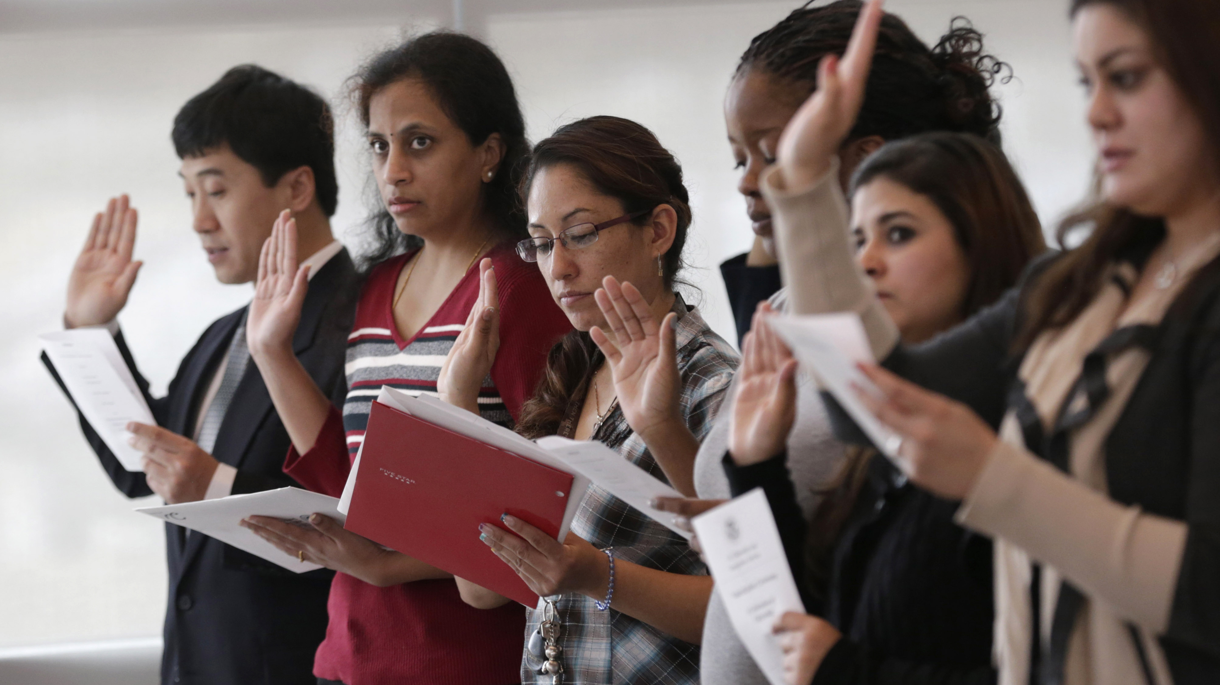 Immigrants To Be Largest Driver Of U.S. Population Growth