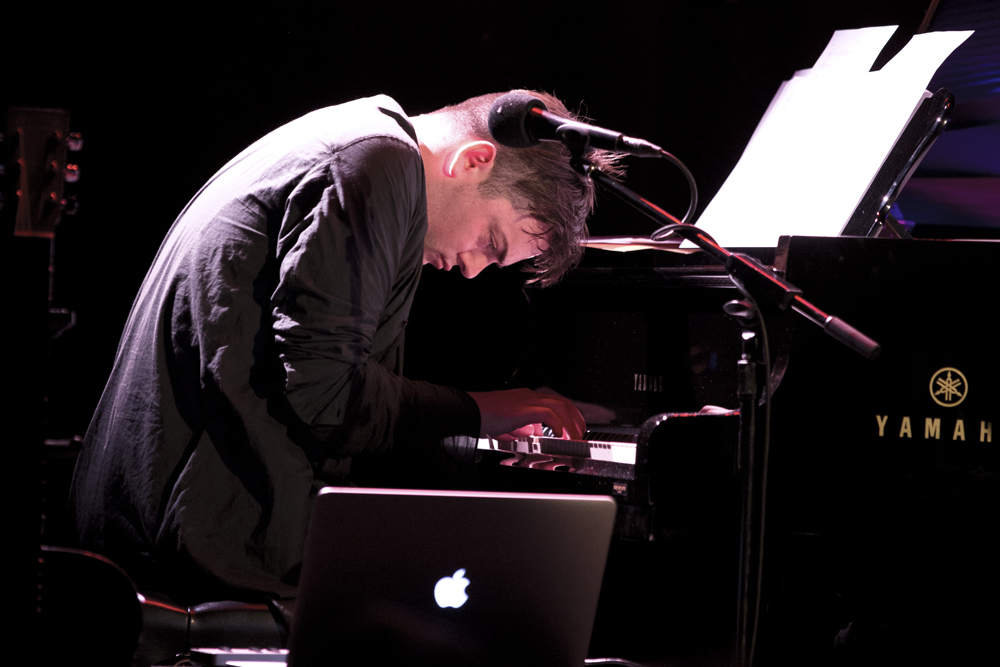 "Nico Muhly, one of the most talked-about and widely heard composers today, gathered a group of friends to perform at the (Le) Poisson Rouge in Manhattan. Muhly labeled the show: ""Things I love, things my friends love, and things I've written."""
