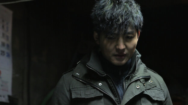 Dark Shadows: Lee Jeong-jin plays impassive underworld enforcer Gang-do in Pieta, a dark, enigmatic redemption parable from the controversial Korean filmmaker Kim Ki-duk.