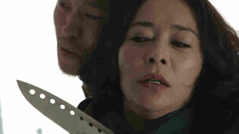 Mommy Issues: Jo Min-su is the mysterious woman who turns up claiming to be the mother who abandoned Gang-do in childhood.