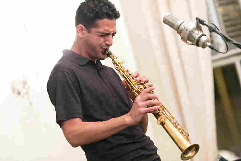 Saxophonist Shlomi Cohen, born in Tel Aviv, came to New York to study jazz.