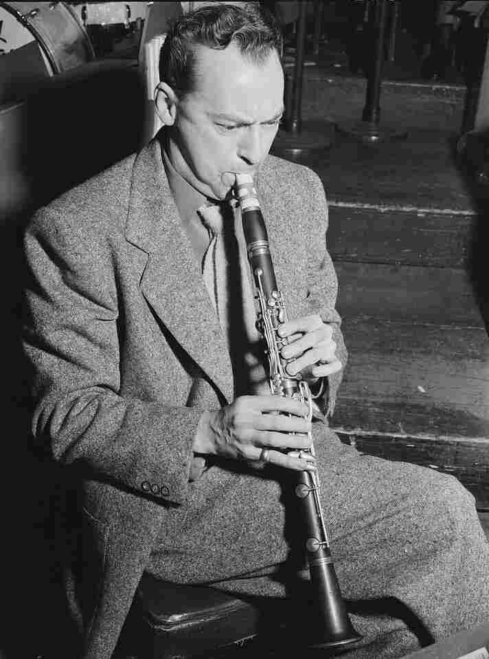 Woody Herman in 1946.