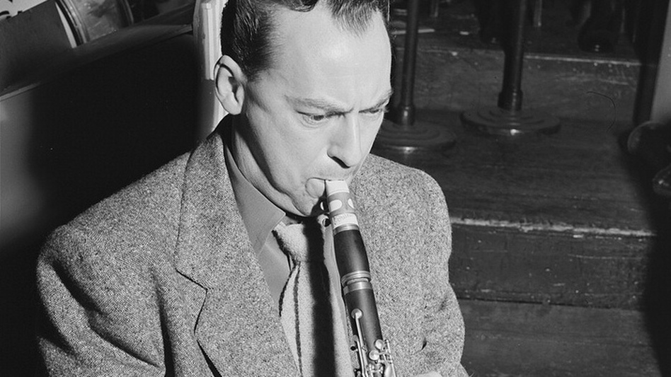 Woody Herman in 1946. (The Library of Congress/Flickr)