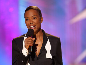 Lots of readers said that the comedian Aisha Tyler