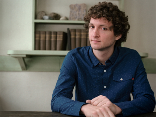 Sam Amidon's new album is titled <em>Bright Sunny South</em>.