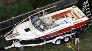 Reports: Note Found In Boat Where Boston Suspect Hid